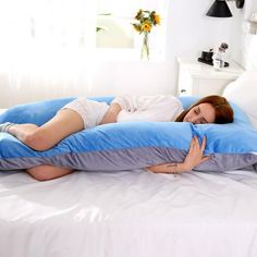 U Shape Support Pillow Maternity Body Pillows For Pregnant Women