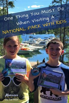 If you are visiting a U.S. National Park with your family, Junior Ranger Programs offer fun learning experiences for your kids.