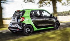 smart forfour electric drive: foto ufficiali - Foto e immagini - Motori. Benz Smart, Smart Forfour, Mini Trucks, Peugeot, Nissan, Mercedes Benz, Volkswagen, Van, Vehicles