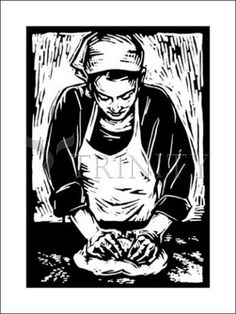 Kneading Dough, Julie Lonneman