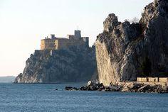 Castello di Duino. Rilke Elegie duinesi