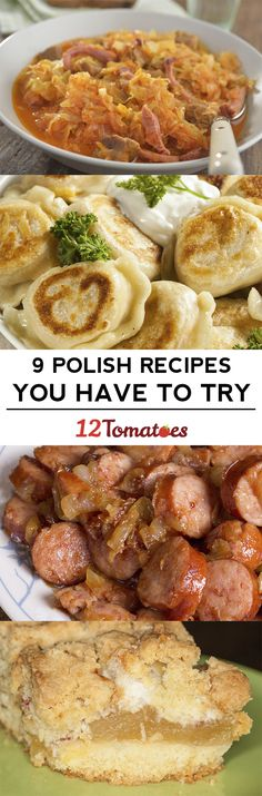 9 Polish recipes you have to try!