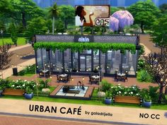 galadrijella's Urban Cafe