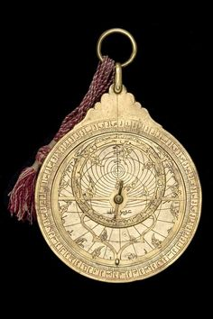 Astrolabe, Turkish, 17th Century, Museum of the History of the Science, Oxford, UK