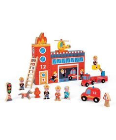 Firefighters Story Box