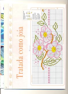 Cross Stitch Fruit, Cross Stitch Borders, Cross Stitch Flowers, Bookmarks, Alphabet, Bullet Journal, Pattern, Cross Stitch Owl, Cross Stitch Rose