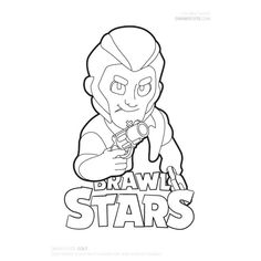 31 Best brawstars images | Star coloring pages, Brawl ...