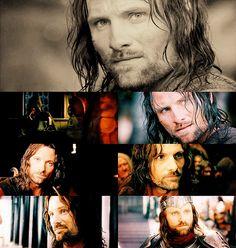 heirofisildur:    FAVORITE LOTR CHARACTERS(in no particular order) - Aragorn
