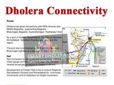 Dholera Connectivity.