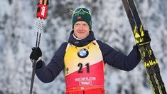 Boe extends lead in Biathlon World Cup to claim third win of the campaign World Cup, Motorcycle Jacket, Third, Sports, Campaign, Wallpapers, News, Biathlon, World Cup Fixtures