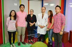 TRiBE Barkada with Ms. Nita Hilario and Dr. Roel Tolentino