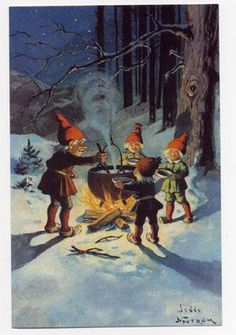 gnome's soup