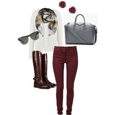 Comfy Fall Outfit. Love it all