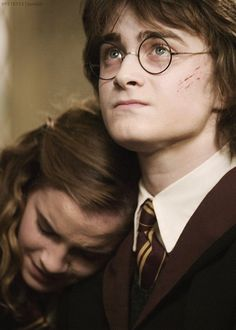 Harry Potter, Hermione Granger