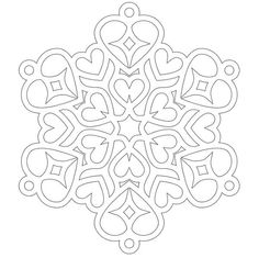 Mandalas De La St Valentinon Hard Coloring Pages For Teenagers