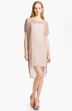 Pretty dress for summer nights out. J Brand Ready-to-Wear Dress & Sweater | Nordstrom