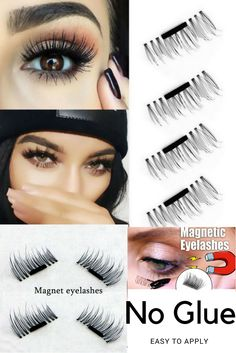 db55fef4a7c 53 Best Magnetic Eyelashes images in 2018 | False lashes, Fake ...