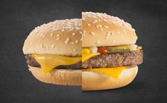 Por qué mi hamburguesa no se parece a la de la foto