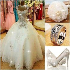 Best Wedding Shoe with Bridal Wear