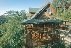 Acorn Cabin Rentals :: Cabin (PF-$362)