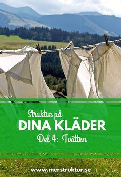 Hur det kan bli mindre jobbigt att tvätta, vika, stryka och stöka bort kläder. merstruktur.se Adhd, Outdoor Gear