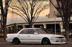 Toyota Chaser JZX81.