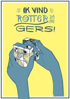 Ik vind Rotterdam Gers! - Michael van Kekem