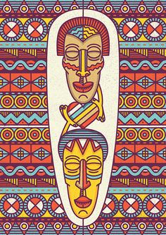 One Love Africa on Behance