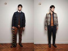 Smith-Wykes Autumn/Winter 2012 Looks!! loving it all.