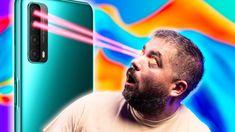 Huawei P Smart 2021: Velký displej, 4 foťáky a Freebuds 3i zdarma - [rec...