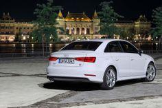 Audi A3 Sedan 2.0 TDI (S-line Pack)