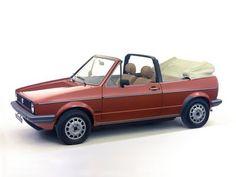 Volkswagen Golf Cabriolet (1979)
