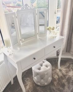 Finally have somewhere to get ready 💁♀️ . Get Ready, Interior Design, Furniture, Instagram, Home Decor, Nest Design, Decoration Home, Home Interior Design, Room Decor