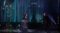 She's in the Blue Wishing Dress!!!! AHHHHH!!!! This is amazing!!! | Phantom of the Opera - Sierra Boggess & Ramin Karimloo (Classic BRIT Awa...