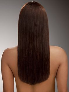 Maybe this will work with Kaila's hair!  How to Naturally Straighten Hair - Straighten Hair - Real Beauty