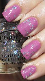 Color Club Spring 2012 Blossoming Collection; Diamond Drops