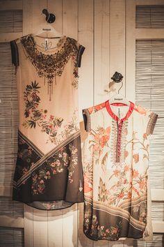 Dress and Tshirts Spring Summer 2015