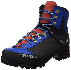 Salewa Mens Raven 2 GTX Mountaineering Boot Mayan BluePapavero 10 >>> Click for Special Deals  #MountaineeringBoots