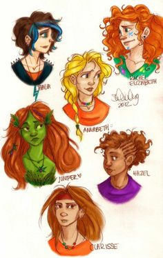 percy jackson and the heros of olympus art | jelliart # pjato # pjo # percy jackson and the olympians
