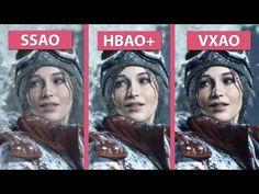 Rise of the Tomb Raider – VXAO vs. HBAO+ vs. SSAO Ambient Occlusion Graphics Comparison - YouTube