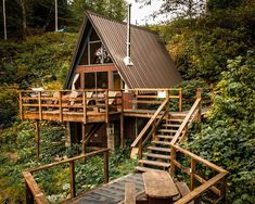 tofino a-frame. Hmmm just a hop, skip, and a jump away from me.
