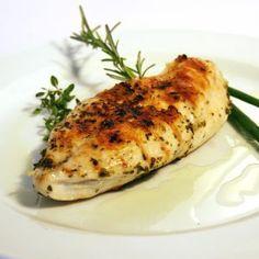 Healthy Low Fat Chicken Breast Recipe