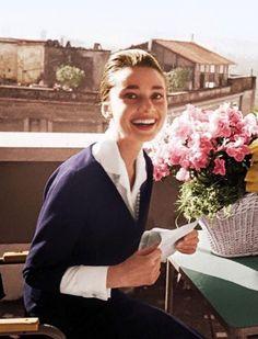 Audrey Hepburn- such a classic