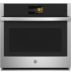 GE Profile™ 30 Smart Built-In Convection Single Wall Oven with No Preheat Air Fry and Precision Cooking Clean Oven Door, Recipe Conversions, Single Wall Oven, Built In Microwave, Oven Cooking, Oven Racks, Food Preparation, Cool Kitchens, Kitchen Appliances