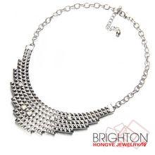 Панк стиль обуви стад сплава ожерелье для девочки N1-5025-5000