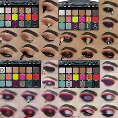 Makeup Eye Looks, Eye Makeup Steps, Creative Makeup Looks, Love Makeup, Beauty Makeup, Star Makeup, Kiss Makeup, Makeup Pictorial, Eye Makeup Designs