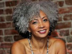 Kinky Curly Short Afro Hair Black Women Short-Haircuts-for-B Hairstyles For Seniors, Over 60 Hairstyles, Afro Hairstyles, Black Hairstyles, Amazing Hairstyles, Grey Curly Hair, Short Curly Hair, Curly Hair Styles, Natural Hair Styles