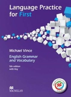 Language Practice for First (FCE) (5th Edition) Student's Book with Key and Macmillan Practice Online