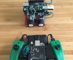 BeagleBone Black MiniSumo Bot