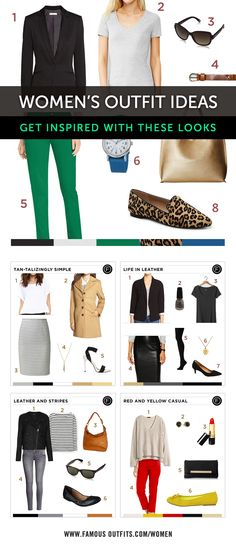 Famous Outfits - Women features the best in celebrity women's fashion and style. We only pin the best celebrity fashion for your inspiration. Check out these celebrity outfits and get the look for less. #womensfashion